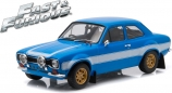 Ford Escort RS 1600 Fast & Furious 6