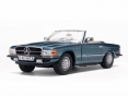 Mercedes Benz 350SL deschis
